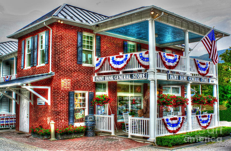 The General Store Photograph  - The General Store Fine Art Print