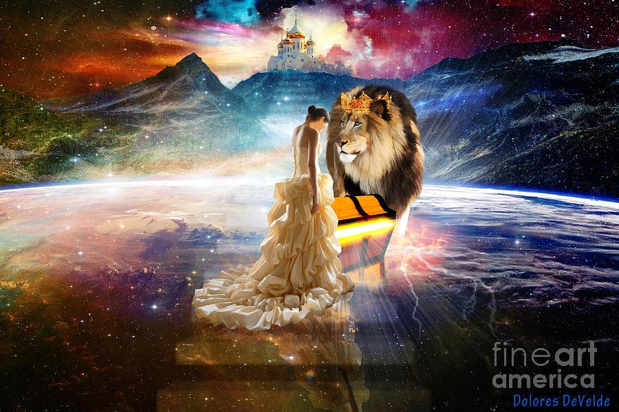 The Glory Season Digital Art By Dolores Develde