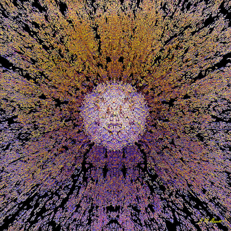 The God Particle Digital Art  - The God Particle Fine Art Print