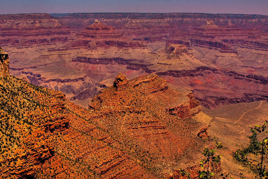 The Grand Canyon Iv Photograph