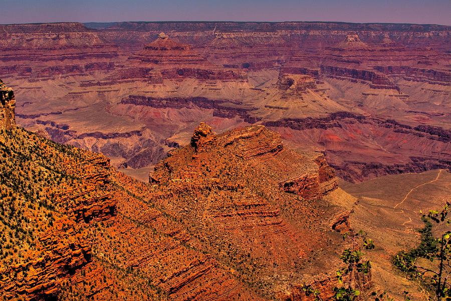 The Grand Canyon Iv Photograph