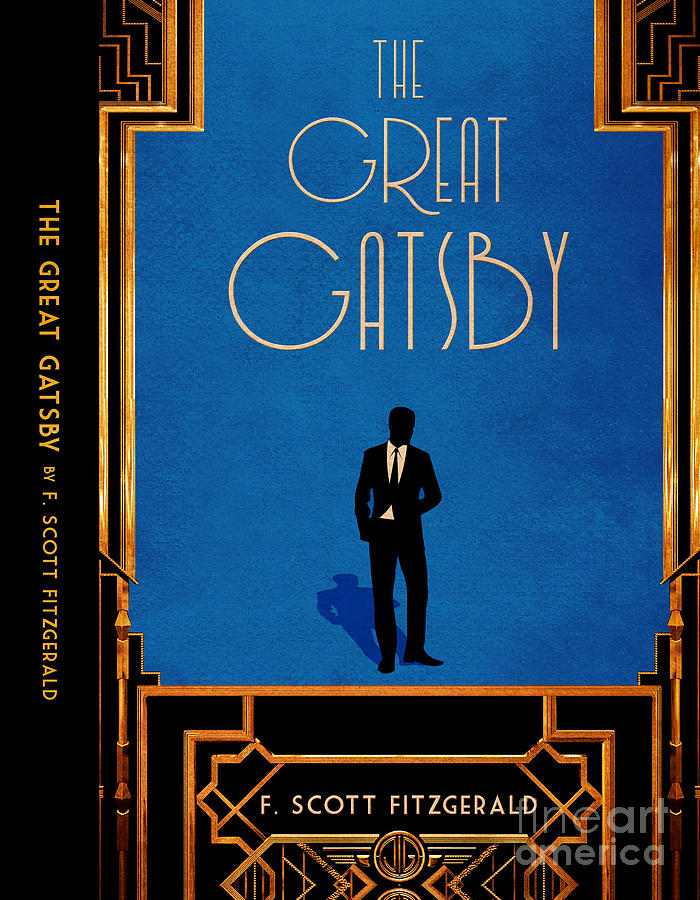 The great gatsby book cover the great gatsby book cover