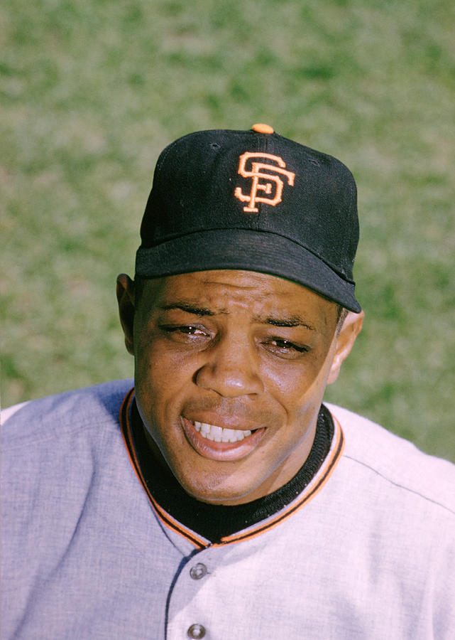 The Great Willie Mays Photograph