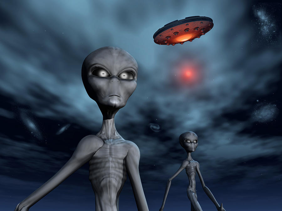 a discussion on the reality of ufo flying saucers and extra terrestrials The changing appearance of the ufo in reality, however, unidentified flying objects come theories abounded that the airships were piloted by extra-terrestrials.