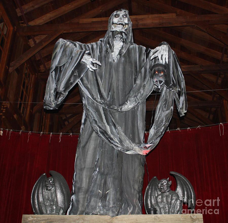 The Grim Reaper Photograph