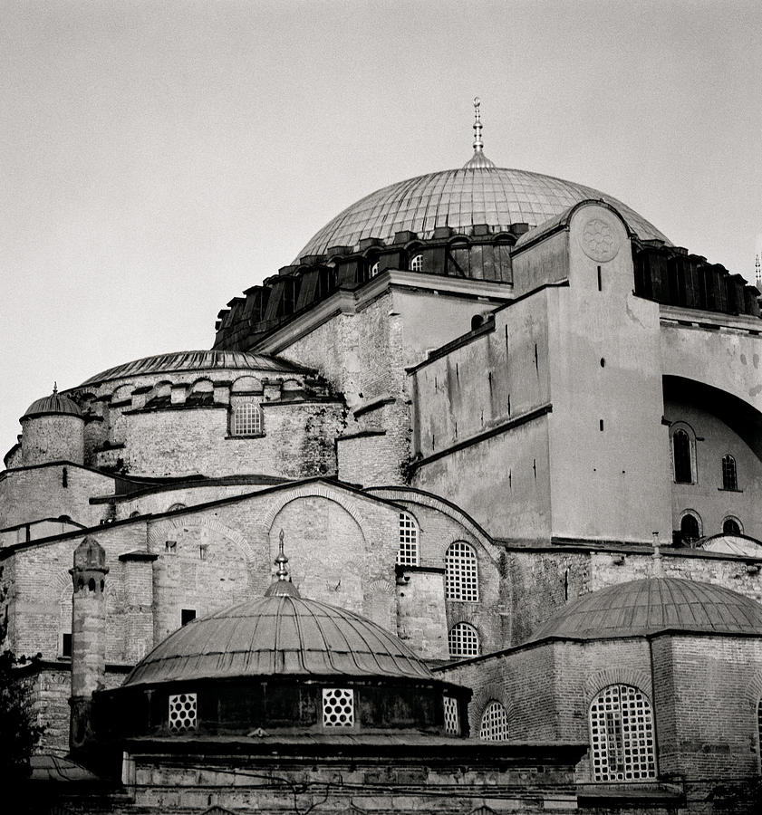 The Hagia Sophia Photograph  - The Hagia Sophia Fine Art Print