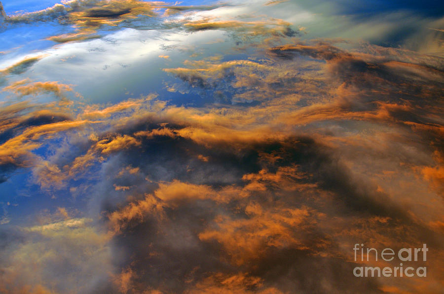 The Heavens Declare #2 Photograph  - The Heavens Declare #2 Fine Art Print