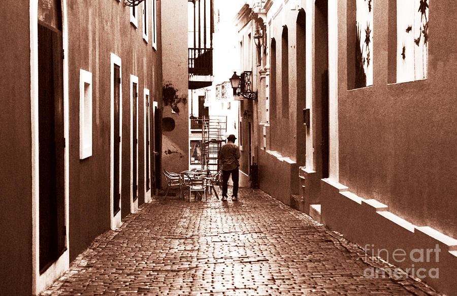 San Juan Photograph - The Jazz Man by John Rizzuto
