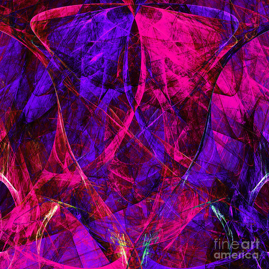 The Jester 20130510v2 Square Digital Art