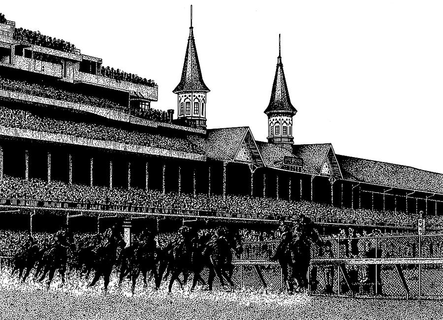 The Kentucky Derby Drawing