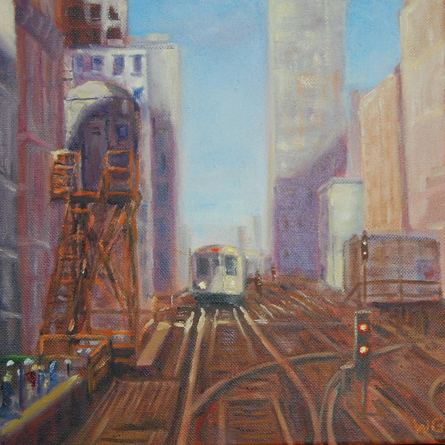 The L Painting