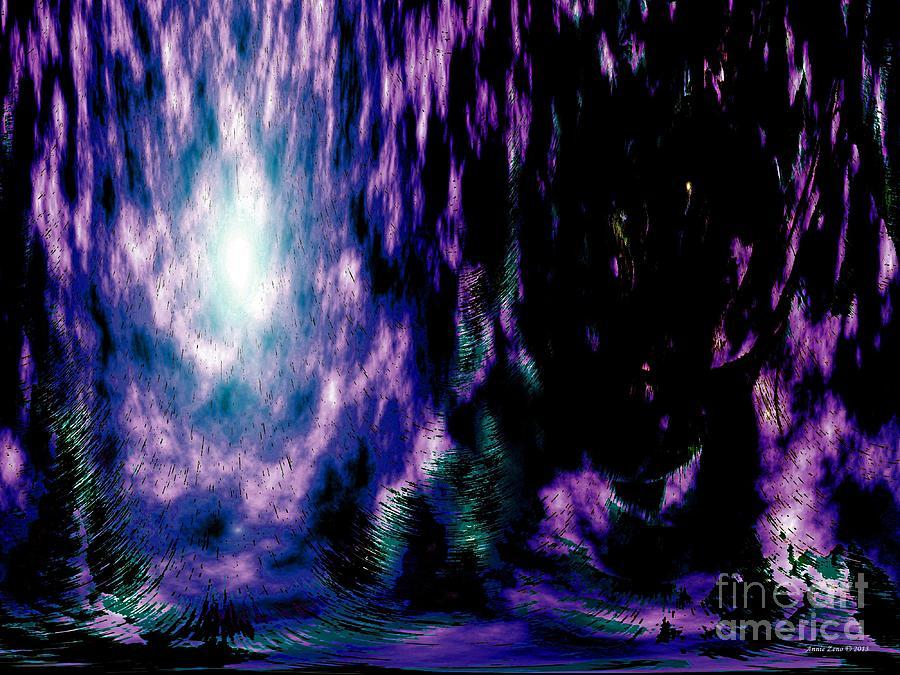 The Light Within Digital Art