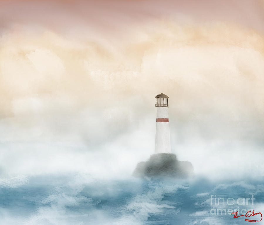 The Lighthouse Digital Art