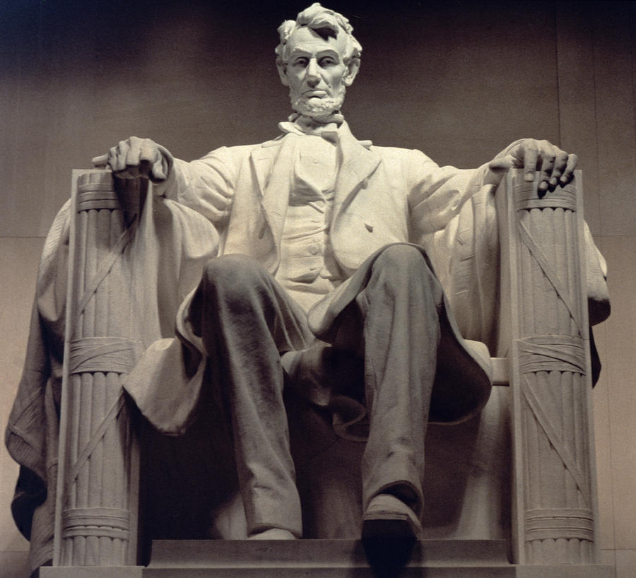 The Lincoln Memorial Sculpture