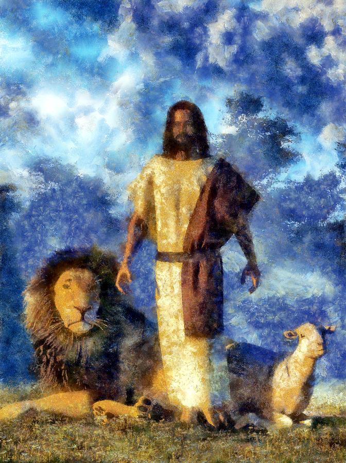Back to christian art art gt paintings gt jesus paintings