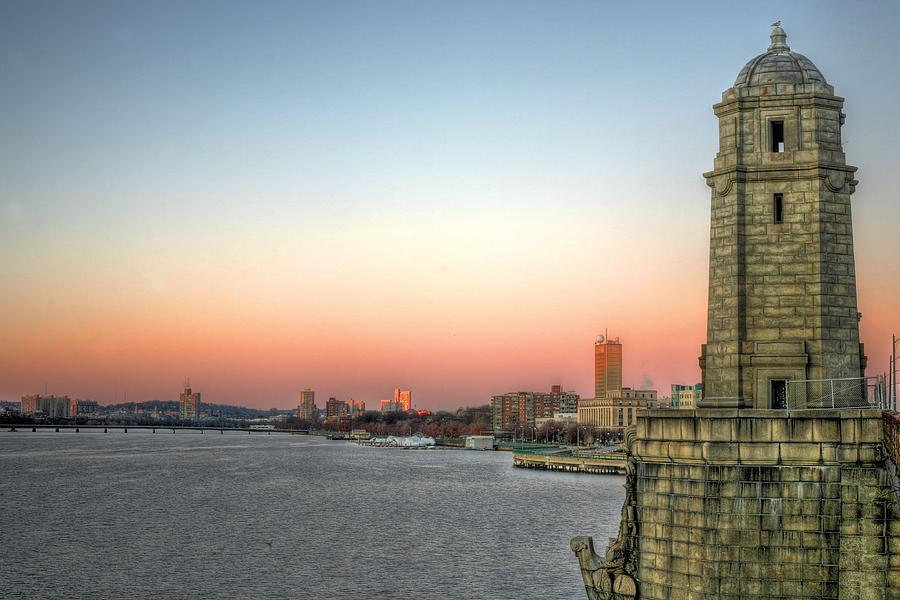 The Longfellow Bridge  Photograph  - The Longfellow Bridge  Fine Art Print