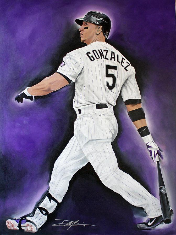 Carlos Gonzales Drawing
