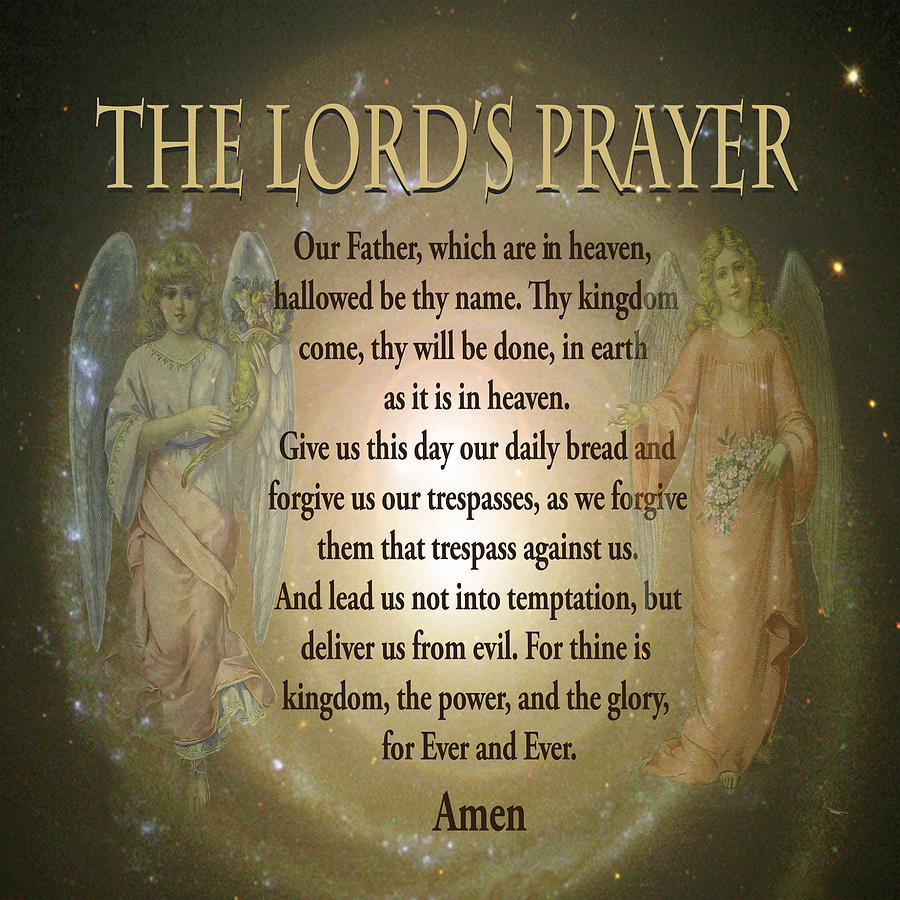 the lords prayer iphone - photo #49