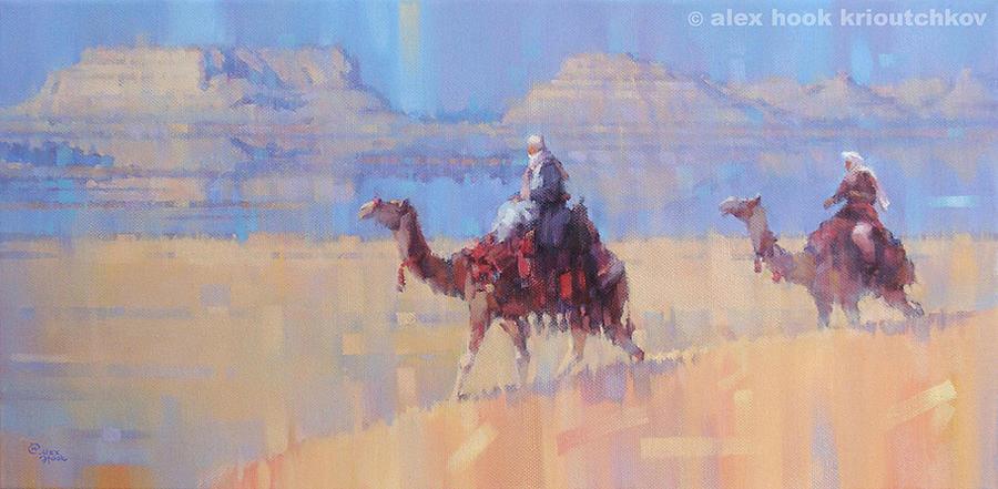 The Magic Of Siwa Painting