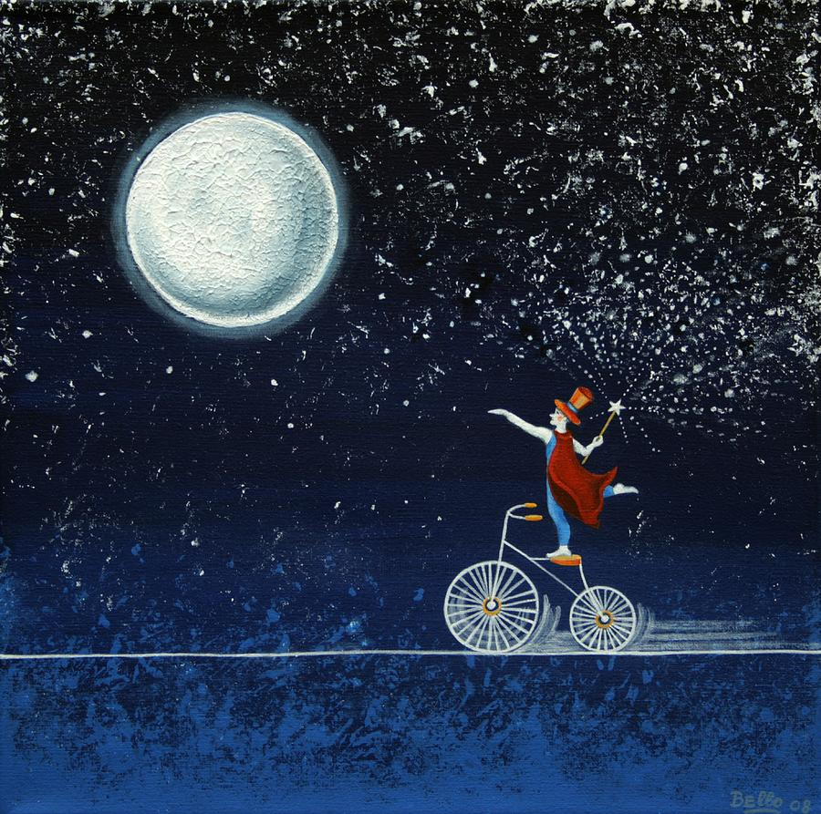 Magical Night Painting