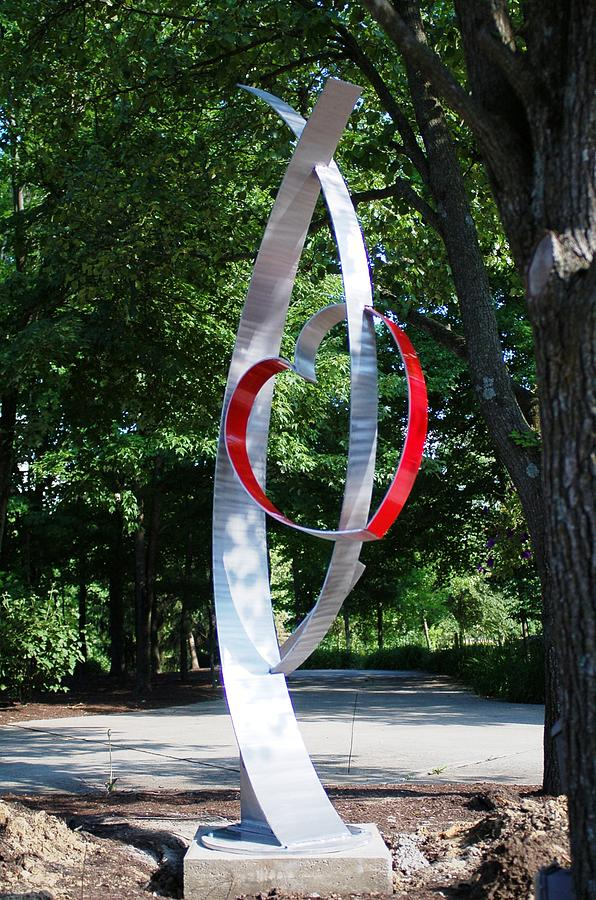 Welded Sculpture - The Main Event by Mac Worthington