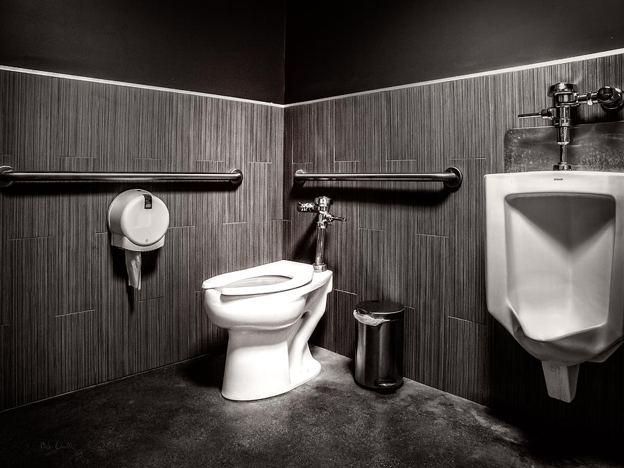 The Mens Room Photograph