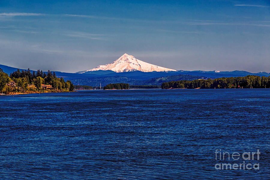 The Mighty Columbia Photograph