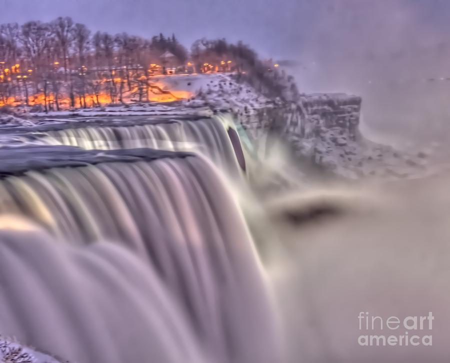 The Mighty Niagara Photograph