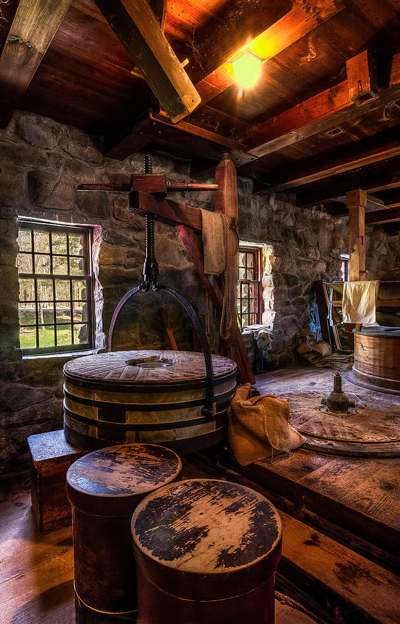 The Milling Room Photograph  - The Milling Room Fine Art Print