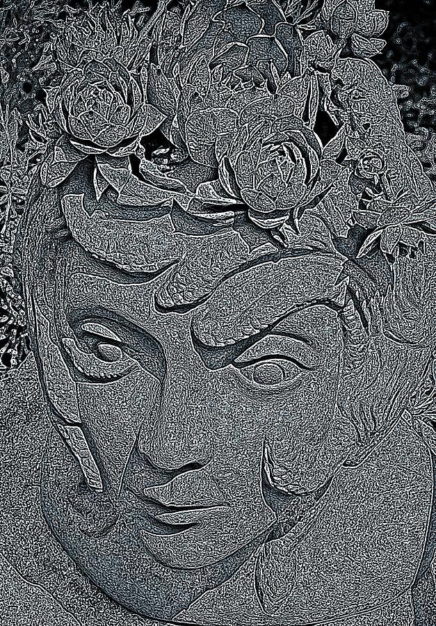 The Mind Of Medusa  Photograph