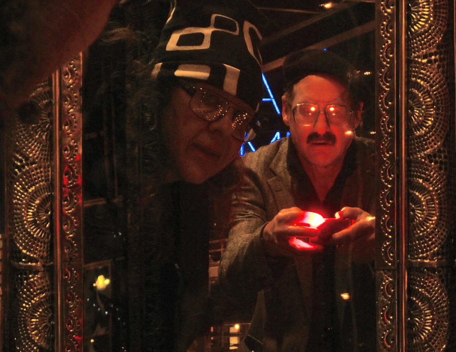 The Mirror Has A Glow Photograph