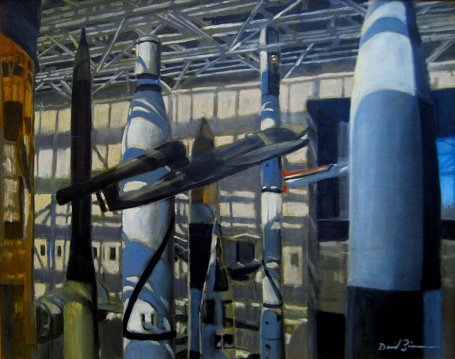 The Missles Of October Painting