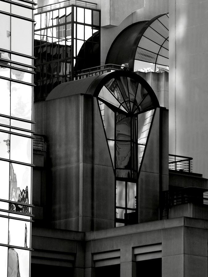 The Modern Highrise Photograph