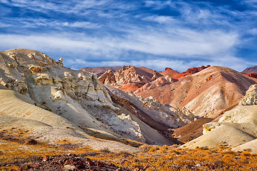 The Monte Cristos Central Nevada Photograph