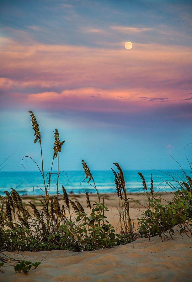 Padre Island Moon Facebook