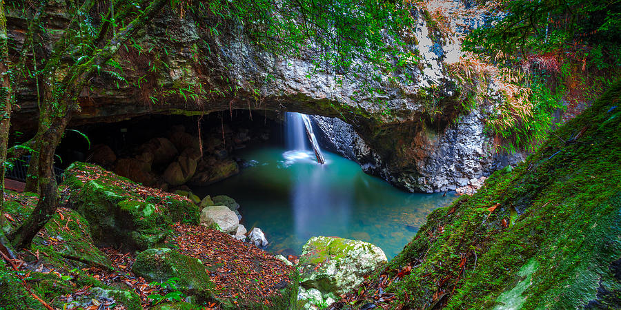 The Natural Arch is a photograph by Gareth Mcguigan which was uploaded ...