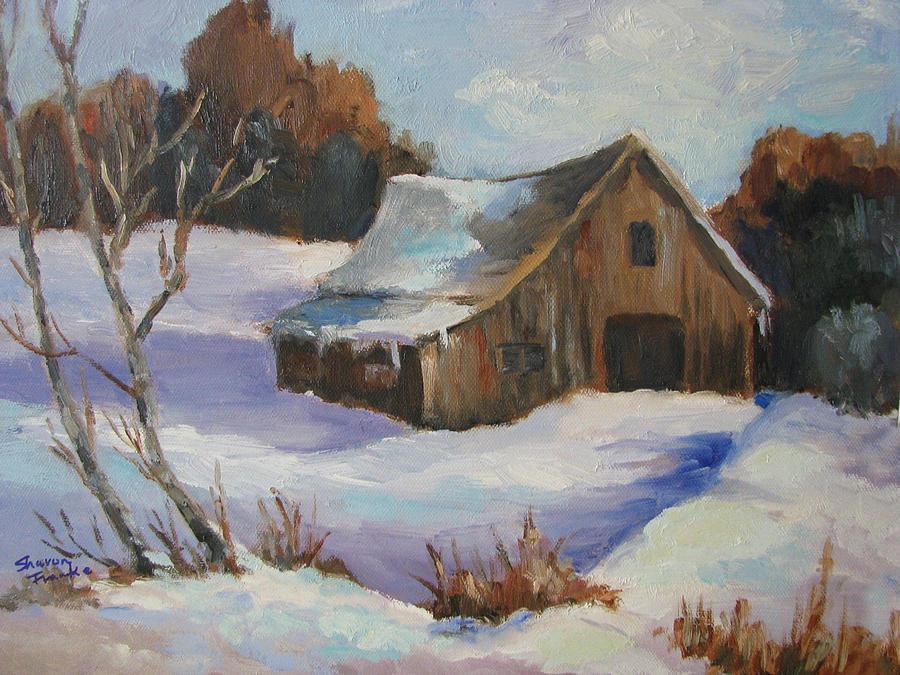Frank Paints The House