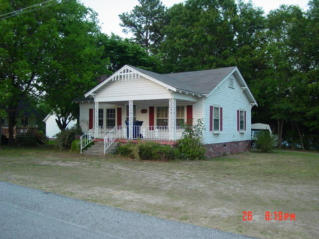 The Old Carter Home In Ninety Six Photograph