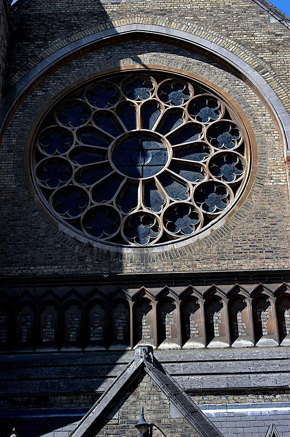Catholic Church Photograph - The Oratory by Joseph Yarbrough