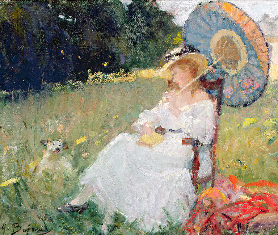 The Parasol Painting