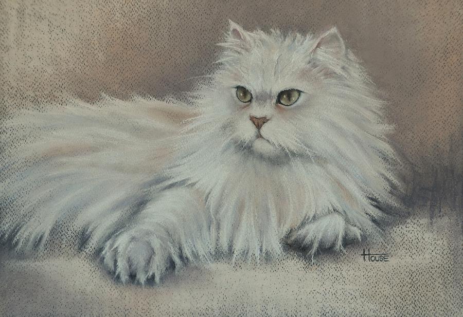 The Persian Prince Pastel