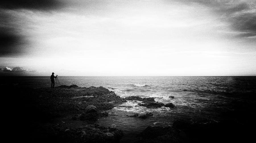 The Photographer Photograph