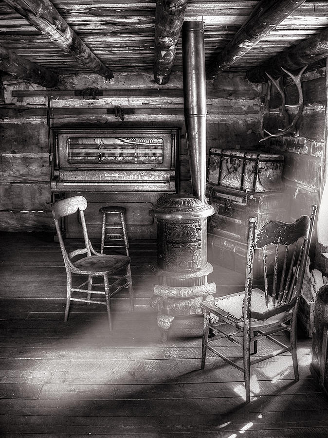 The Piano Room Photograph