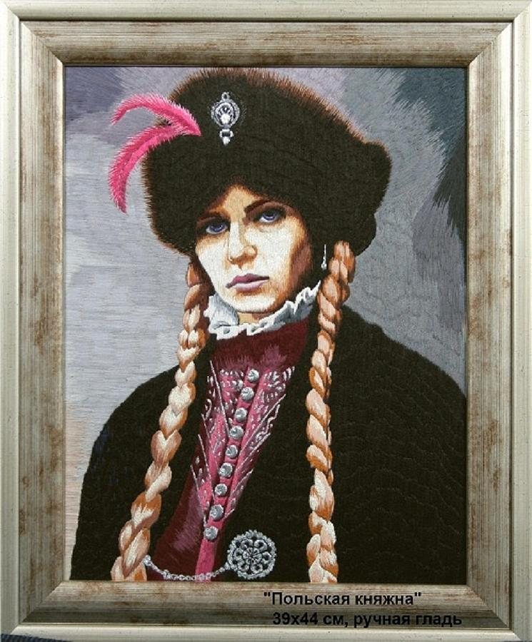 The Polish Countess Tapestry - Textile