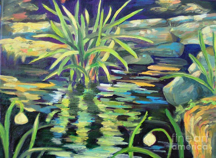 The Pond Painting