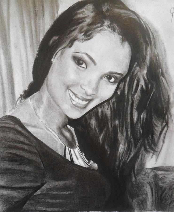 The Princess Kendy Drawing