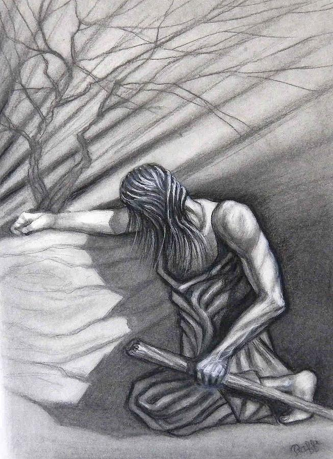 Bible Painting - The Prodigal Son by Raffi  Jacobian
