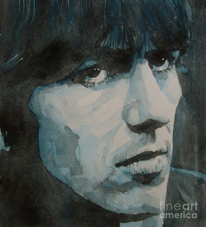 The Quiet One Painting