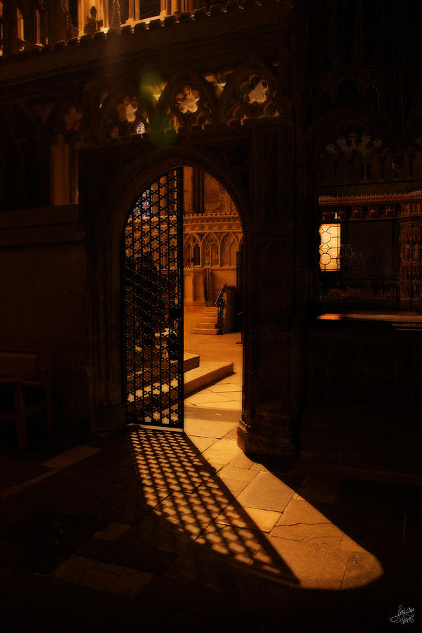 The Quire Lies Beyond Photograph