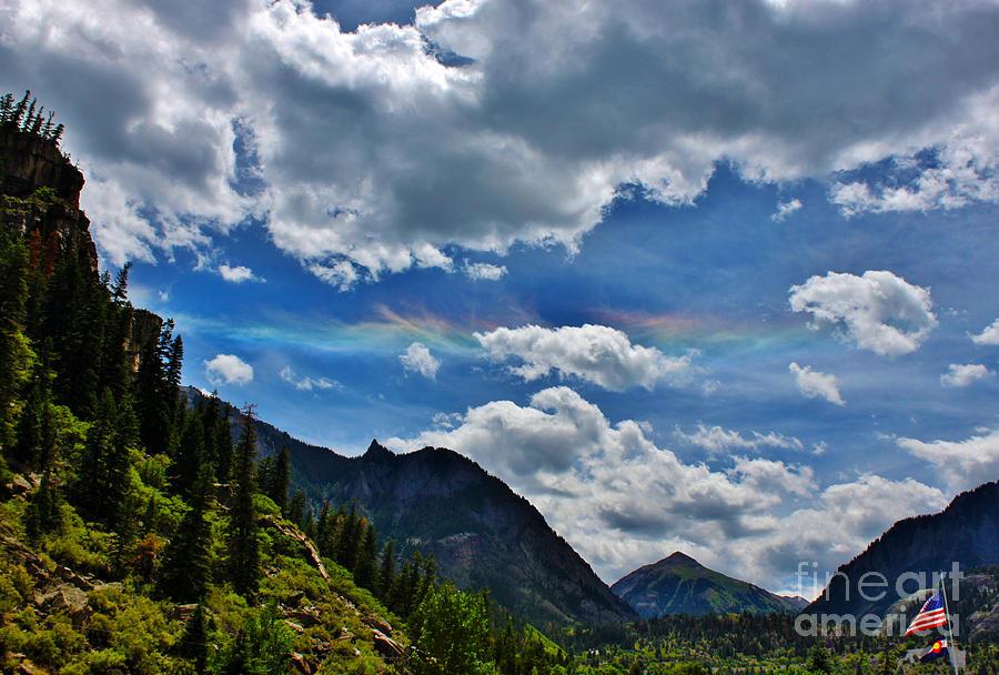 The Rare Phenomena Rainbows Photograph
